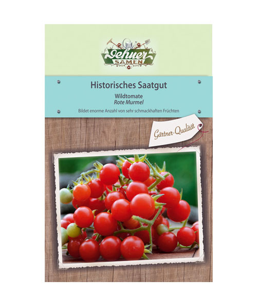طماطم بري الرخام الأحمر