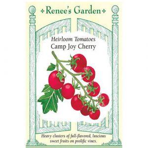 Heirloom Tomatoes Camp Joy Cherry