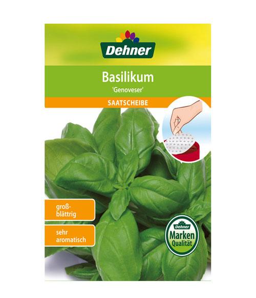 Basil 'Genoveser' - My Organic World