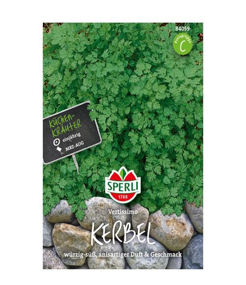 Chervil Vertissimo - My Organic World