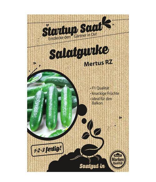 Cucumber Mertus RZ F1 - My Organic World