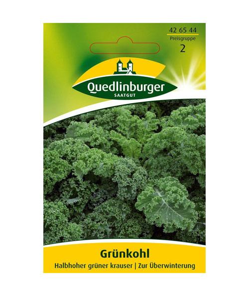 Half-Tall Green Krauser - My Organic World