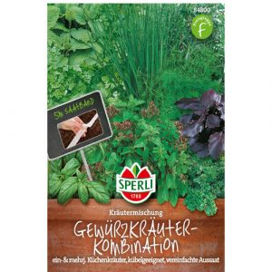 Herbal Mixture Spice Herb Combination - My Organic World