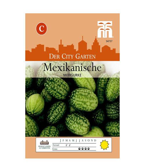 Mini Cucumber - My Organic World