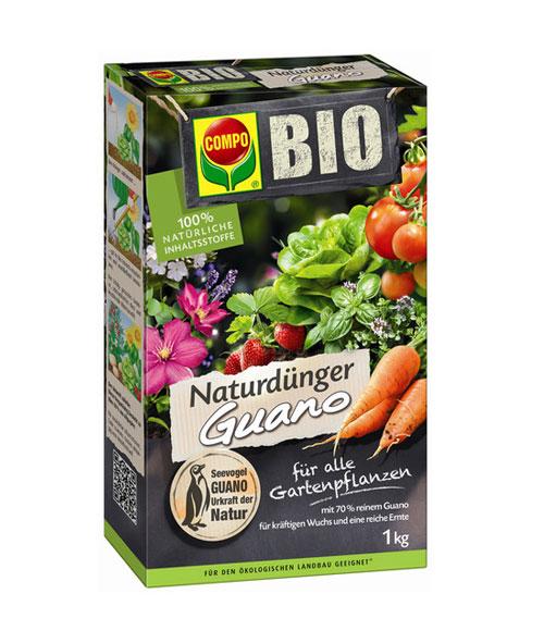 Natural Fertilizer Guano - My Organic World