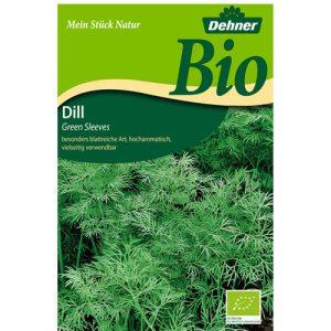 Organic Dill 'Greenleeves' - My Organic World