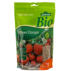 Organic Strawberry Fertilizer - My Organic World