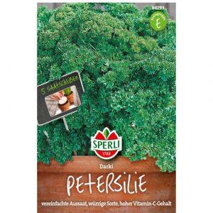 Parsley Darki - My Organic World