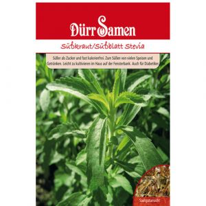 Sweet Herb Stevia - My Organic World