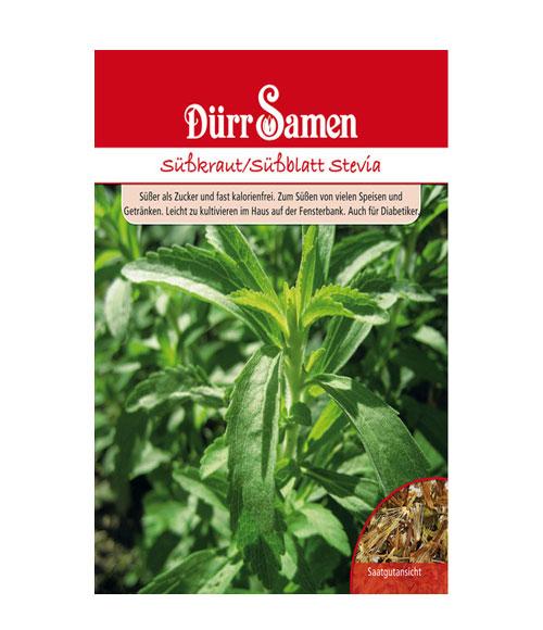 Sweet Herb Stevia - My Organic World