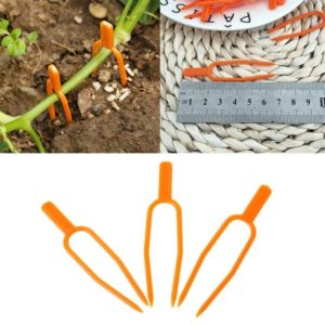 Garden Plant Support Clips For Trellis Twine